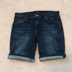 Ladies Joes Canna Jean Shorts Size 26